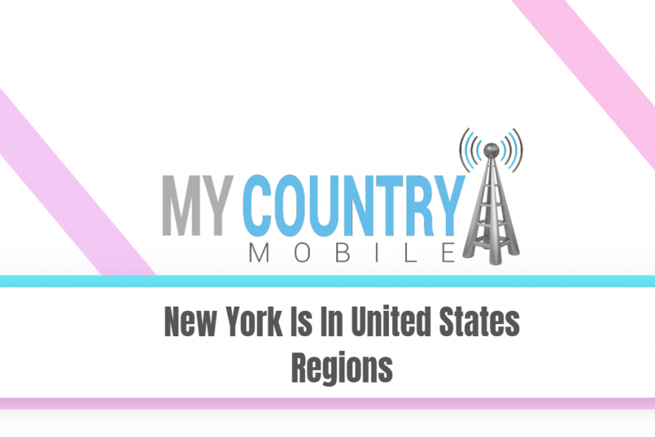 New York Is In United States Regions - My Country Mobile
